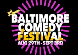 Join us for the opening night of the Baltimore Comedy Festival