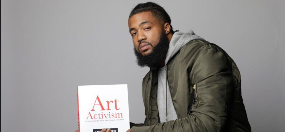 Lit Thursday: Disrupting the Narrative with Aaron Maybin