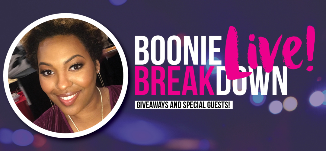 The Boonie Breakdown Podcast Live!