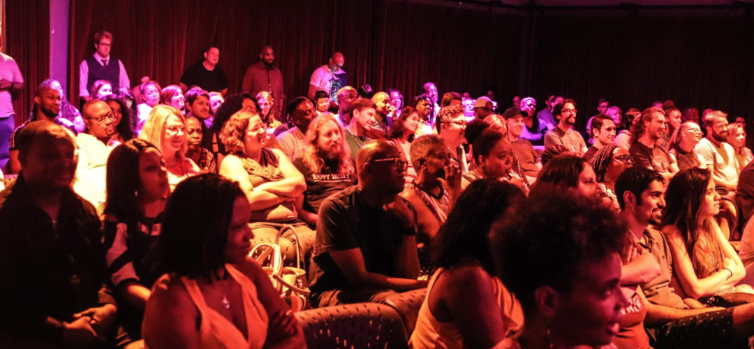 """Vote for Motor House as Baltimore Sun Readers Choice """"Best Comedy Venue""""!"""